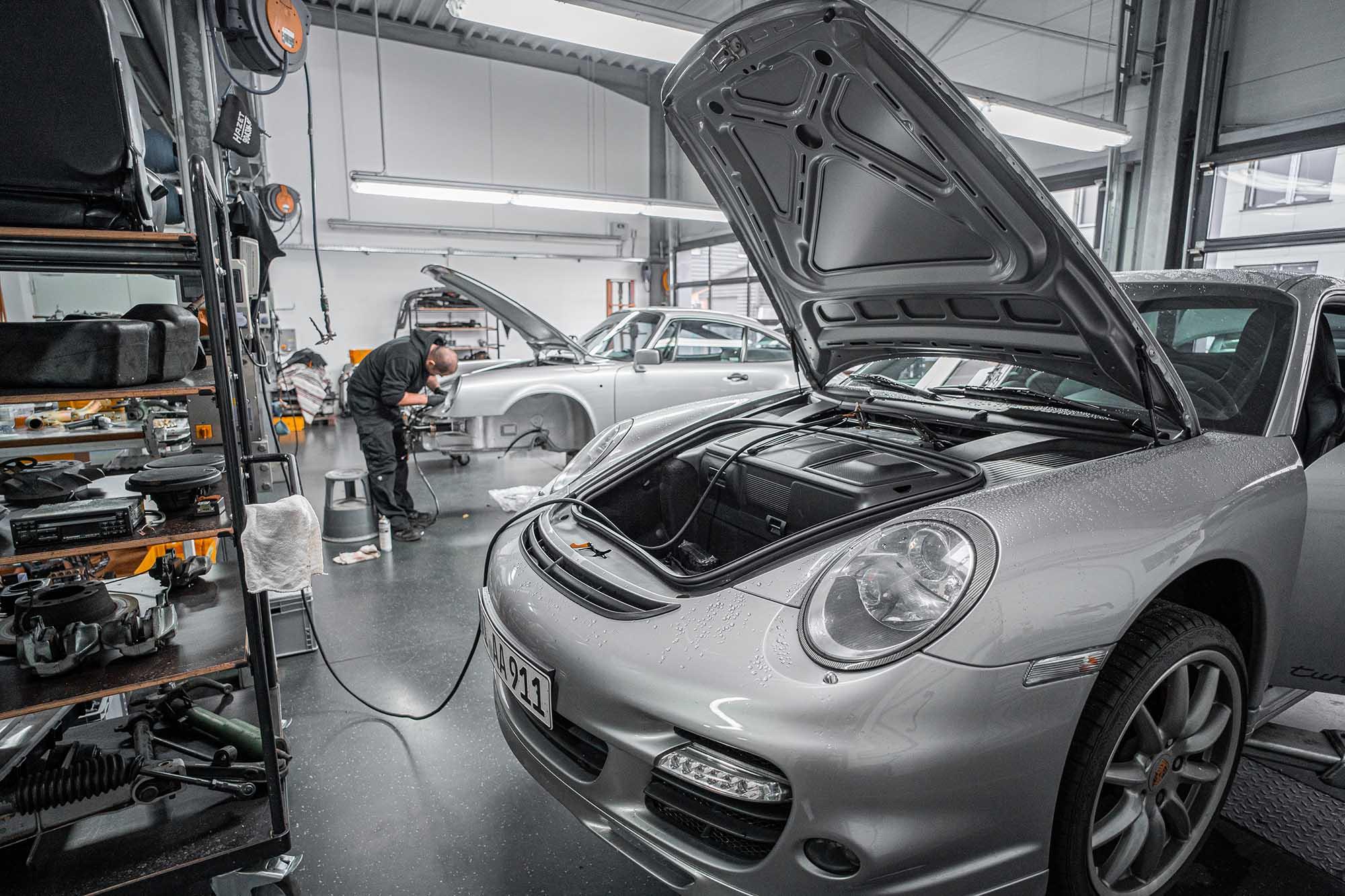 Freie Porsche Werkstatt